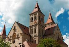 """""""Basilika St. Vitus in Ellwangen / Jagst"""" – (Bild 0080)"""