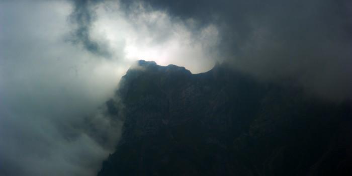 """""""Licht auf der Gipfelhöhe"""" – (Bild 0130)"""